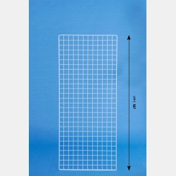 WHITE GRIDWALL PANEL GRIP 60X140CM