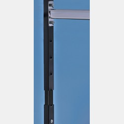 FIXED METAL EXTENSION FOR UPRIGHT ISEO