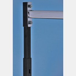 COUPLE OF ADJUSTABLE HEIGHT EXTENSION - DOUBLE PAL SYSTEM