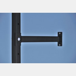 WALL FIXING BRACKETS FOR SHELVING UNIT ISEO