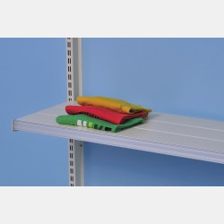 METAL SHELF 100X24 CM FOR UPRIGHTS KIT
