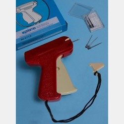 PROFESSIONAL TAGGING GUN WITH SPARE PARTS