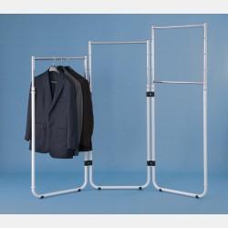 MODULAR STANDING CLOTHES RAIL