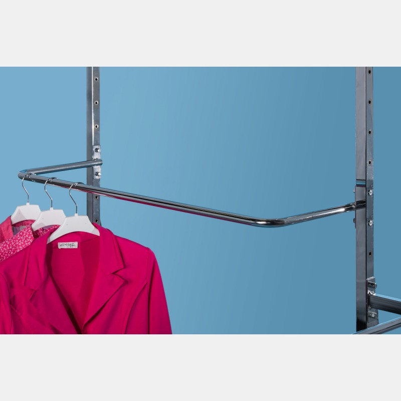 ROUND HANGING RAIL FOR UPRIGHTS ISEO