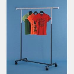 GREY CLOTHES RAIL GARDA MIGNON