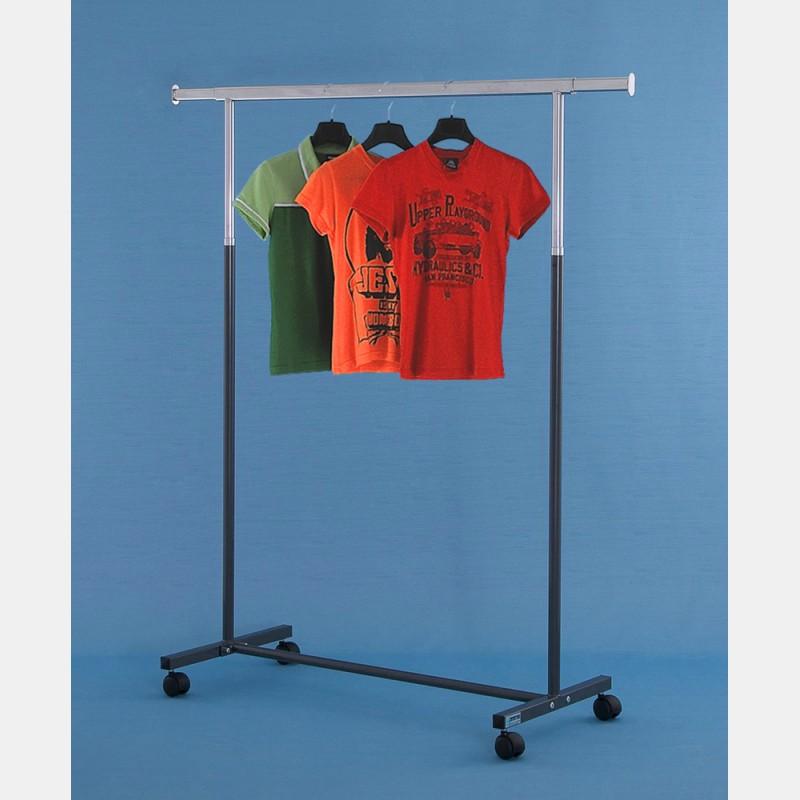 GREY GARDA MIGNON CLOTHES RAIL