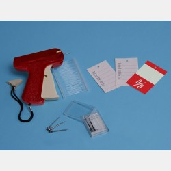 TAGGING KIT FOR GARMENTS