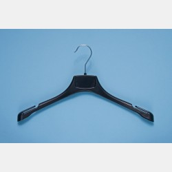 BLOUSE BLACK HANGER CM39 WITH NOTCHES