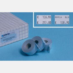 ROLLS OF 1000 WHITE LABELS FOR ART. 4036